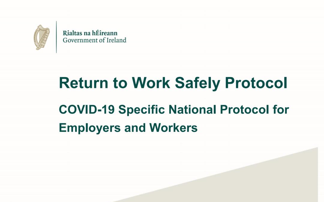 Return to Work | Ireland
